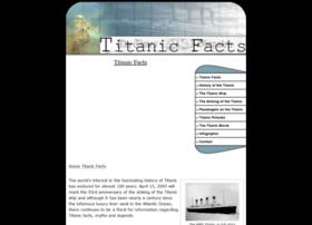 Titanic-facts.com