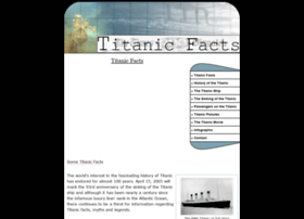 titanic-facts.com