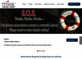 titanicpigeonforge.com