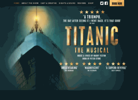 titanicthemusical.co.uk