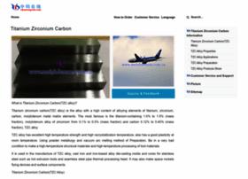 titanium-zirconium-carbon.com