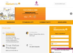 titaniumcity.tvh.in