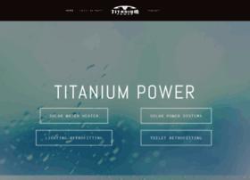 titaniumpower.com