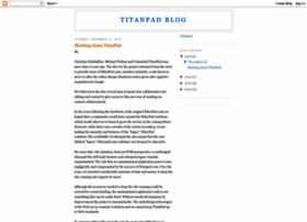 titanpad.com