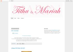 tithuandmariah.blogspot.com
