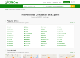 title-insurance-companies.cmac.ws