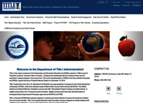 title1.dadeschools.net