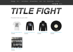 titlefight.limitedrun.com