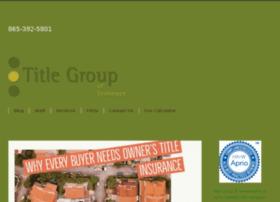 titlegroupoftn.retomato.com