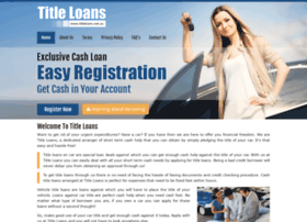 titleloans.net.au