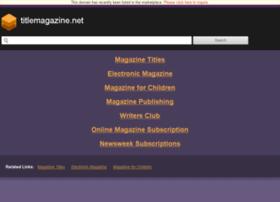 titlemagazine.net