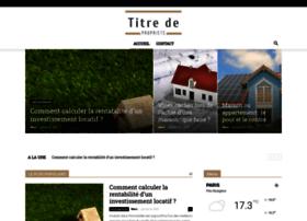 titredepropriete.fr