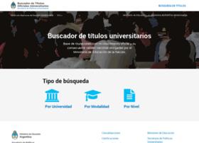titulosoficiales.siu.edu.ar