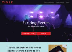 tixie.com