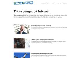 tjanapengarisverige.com