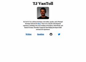 tjvantoll.com
