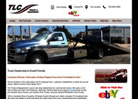 tlctruckandequipment.com