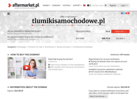 tlumikisamochodowe.pl