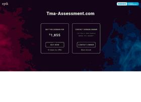 tma-assessment.com