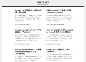 tmats.net