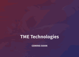 tmetechnologies.com