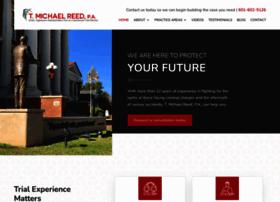 tmichaelreed.com