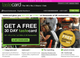 tmp.tastecard.co.uk