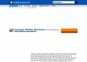 tmpgenc-dvd-author.programas-gratis.net