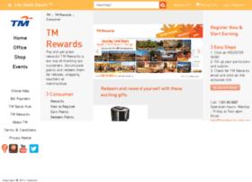 tmrewards.net