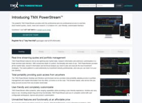 tmxpowerstream.quotemedia.com
