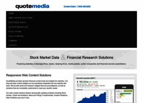 tmxpowerstream.quotemedia.com