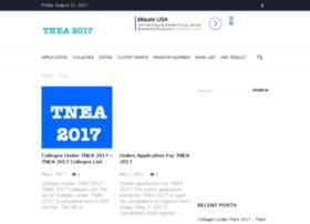 tnea2013.annauniversitycounselling.com