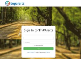 tnpalerts.greekturtle.com