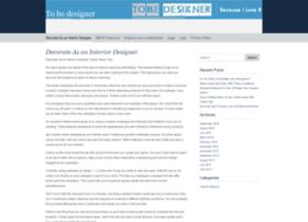 to-be-designer.com