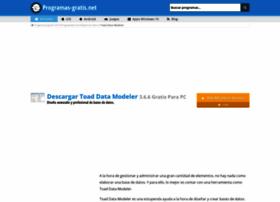 toad-data-modeler.programas-gratis.net