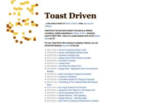 toastdriven.com