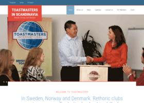 toastmasters.se