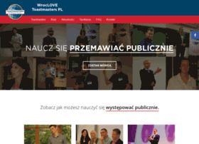 toastmasters.wroclaw.pl