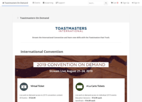toastmastersondemand.com