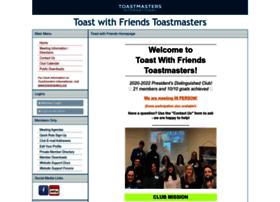 toastwithfriends.toastmastersclubs.org