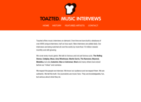 toazted.com