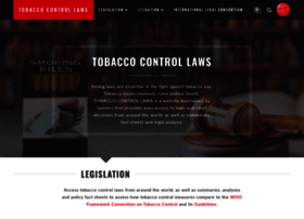 tobaccocontrollaws.org