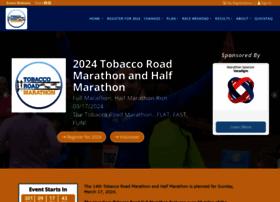 tobaccoroadmarathon.com