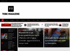 tobemagazine.it