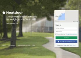 tobinhill.nextdoor.com