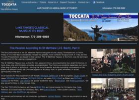 toccatatahoe.com
