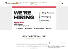 toccoacoffee.com