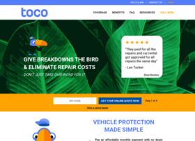 tocowarranty.com