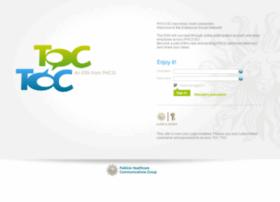 toctoc.razorfishhealthware.com
