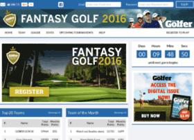 todaysgolfer.fantasyleague.com